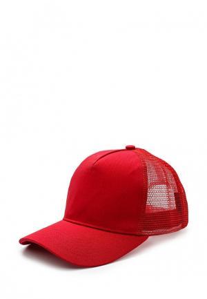 Бейсболка True Spin. Цвет: красный