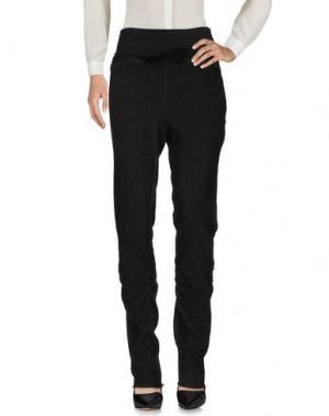 Повседневные брюки UN-NAMABLE. Цвет: свинцово-серый