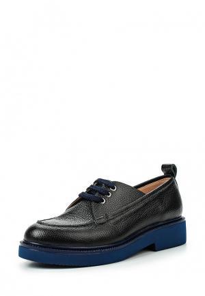 Ботинки Alpino. Цвет: черный