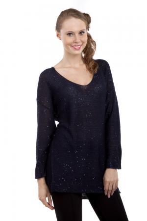 Пуловер Via Appia. Цвет: фиолетовый