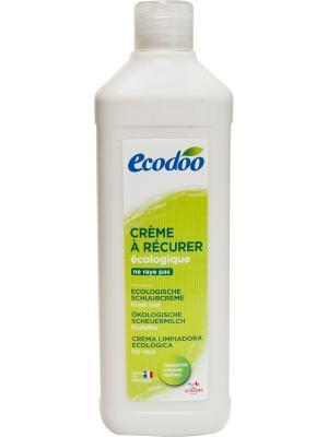 Ecodoo Кремообразное Чистящее Средство, Флакон 500 Мл. Цвет: бежевый