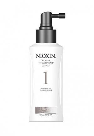 Питательная маска Система 1 Nioxin. Цвет: белый