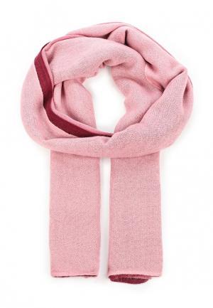 Палантин Zarina. Цвет: розовый