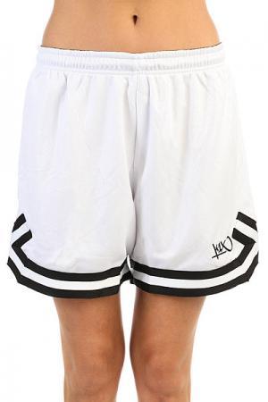 Шорты классические женские  Hardwood Ladies Double X Shorts White K1X. Цвет: белый