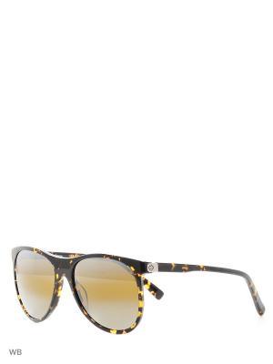 Солнцезащитные очки VL 1520 0002 SKILYNX Vuarnet. Цвет: коричневый