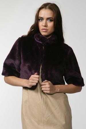 Жакет Christina Dea. Цвет: фиолетовый