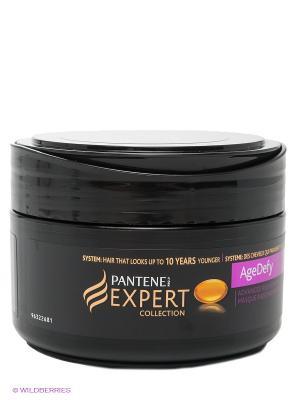 Маска интенсивная омолаживающая для волос, Age Defy PANTENE EXPERT. Цвет: черный
