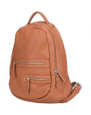 Рюкзаки и сумки на пояс DOUCAL'S. Цвет: желто-коричневый