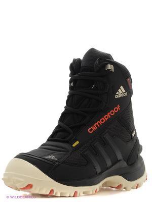 Полусапожки Terrex Conrax Youth Adidas. Цвет: белый, черный