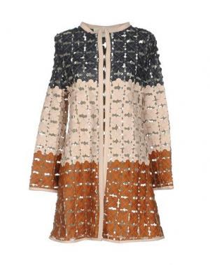 Легкое пальто CABAN ROMANTIC. Цвет: темно-синий
