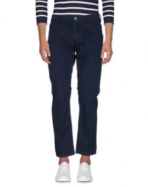Джинсовые брюки JEORDIE'S. Цвет: темно-синий