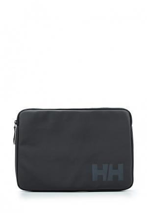 Чехол для ноутбука Helly Hansen. Цвет: черный