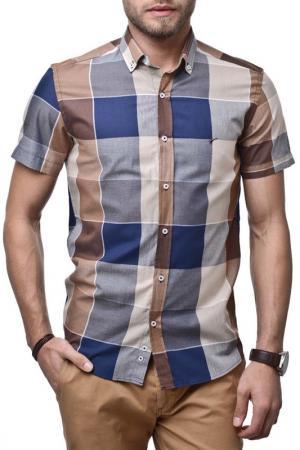 Рубашка Wessi. Цвет: multicolor
