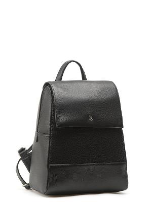Рюкзак Pimo Betti. Цвет: черный