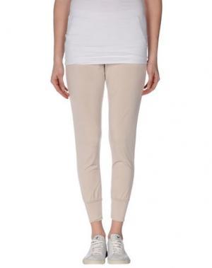 Повседневные брюки ILARAÍ. Цвет: бежевый
