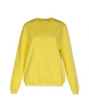 Свитер AKEP. Цвет: желтый