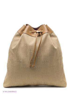 Рюкзак CERRUTI 1881. Цвет: бежевый