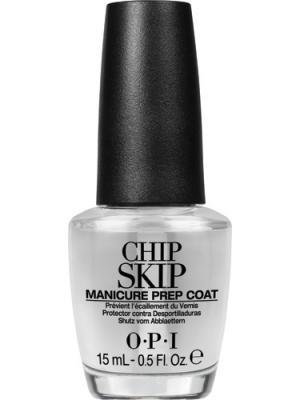 Базовое покрытие для ногтей Chip Skip Manicure Prep Coat, 15 мл OPI. Цвет: прозрачный