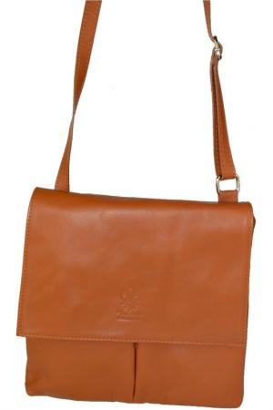 Bag Latteemilie. Цвет: cognac