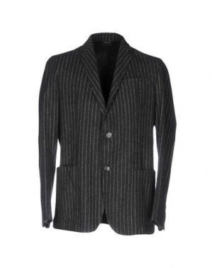 Пиджак JULIAN KEEN. Цвет: серый