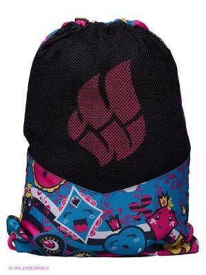Мешок DRY GYM BAG Mad Wave. Цвет: бирюзовый, розовый, белый