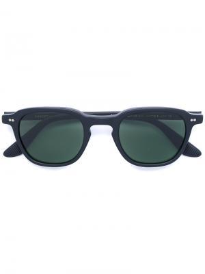 Солнцезащитные очки Billik Moscot. Цвет: чёрный