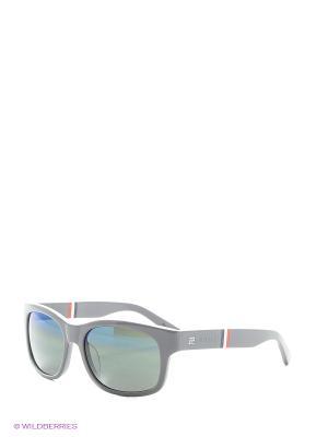 Солнцезащитные очки VL 1101 0026 CITYLYNX Vuarnet. Цвет: серый