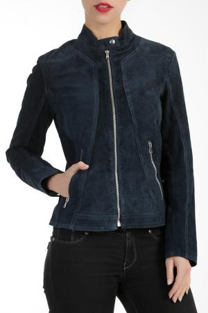 Куртка L.Y.N.N by Carla Ferreri. Цвет: синий