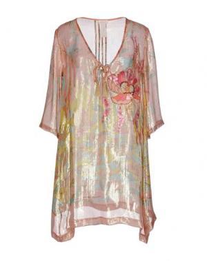 Блузка EMAMŌ. Цвет: пастельно-розовый