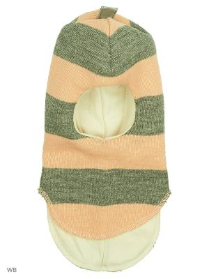 Шлем Kivat. Цвет: серый, персиковый