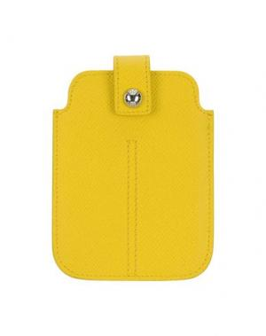 Аксессуар для техники TOD'S. Цвет: желтый