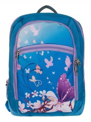 Рюкзак Alliance. Цвет: голубой