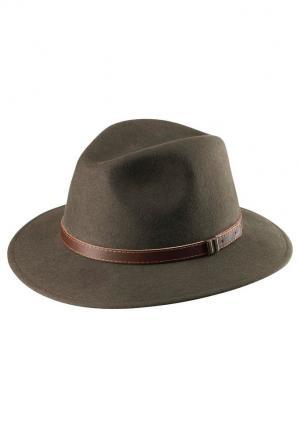 Шляпа Otto. Цвет: зеленый