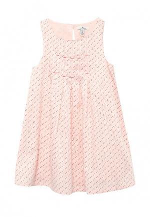 Платье Tom Tailor. Цвет: розовый