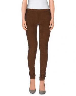 Повседневные брюки GUARDAROBA by ANIYE. Цвет: хаки