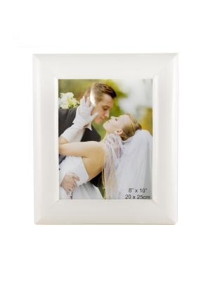 Фоторамка свадебная Русские подарки. Цвет: белый