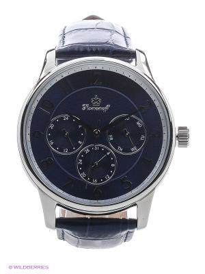 Часы наручные Romanoff. Цвет: синий