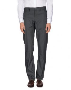 Повседневные брюки PEAK PERFORMANCE. Цвет: стальной серый
