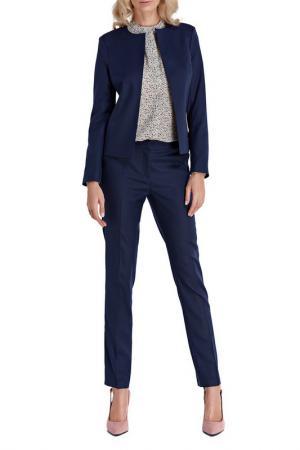 Trousers Colett. Цвет: navy blue