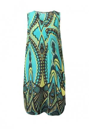 Платье Sweet Lady. Цвет: зеленый