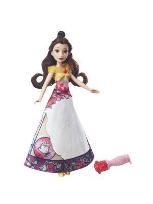 Кукла Принцесса Disney Princess. Цвет: желтый, коричневый