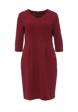 Платье Gerry Weber. Цвет: бордовый