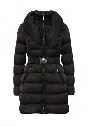 Куртка утепленная Dawn Levy New York. Цвет: черный