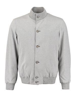 Куртка Florentino. Цвет: светло-серый