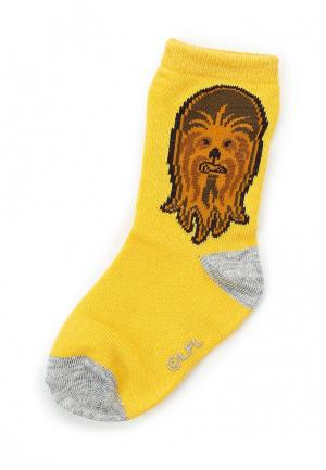 Носки Gap. Цвет: желтый