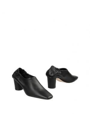 Ботинки MIISTA. Цвет: черный