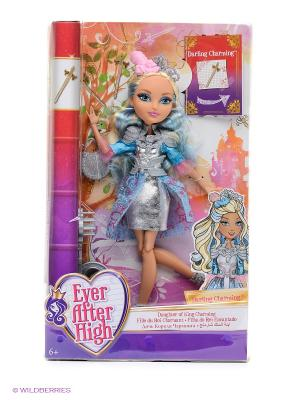 Кукла Ever after High. Цвет: серебристый, белый
