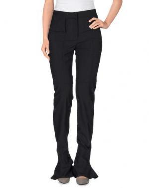 Повседневные брюки MARITHÉ + FRANÇOIS GIRBAUD. Цвет: стальной серый