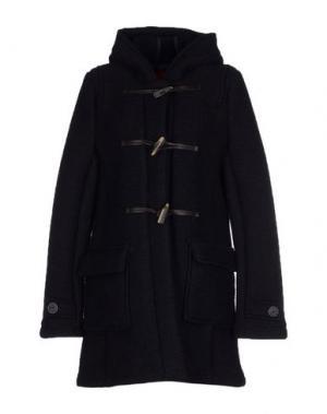 Легкое пальто LOST IN ALBION. Цвет: темно-синий
