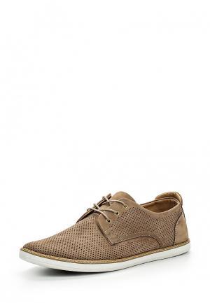 Туфли Terra Impossa. Цвет: коричневый